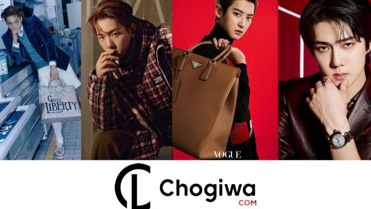 EXO Talks Fashion