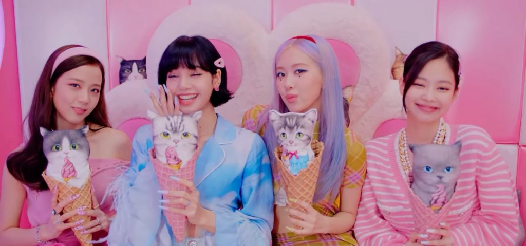 Summer is Not Complete without Sleepover Party with Blackpink