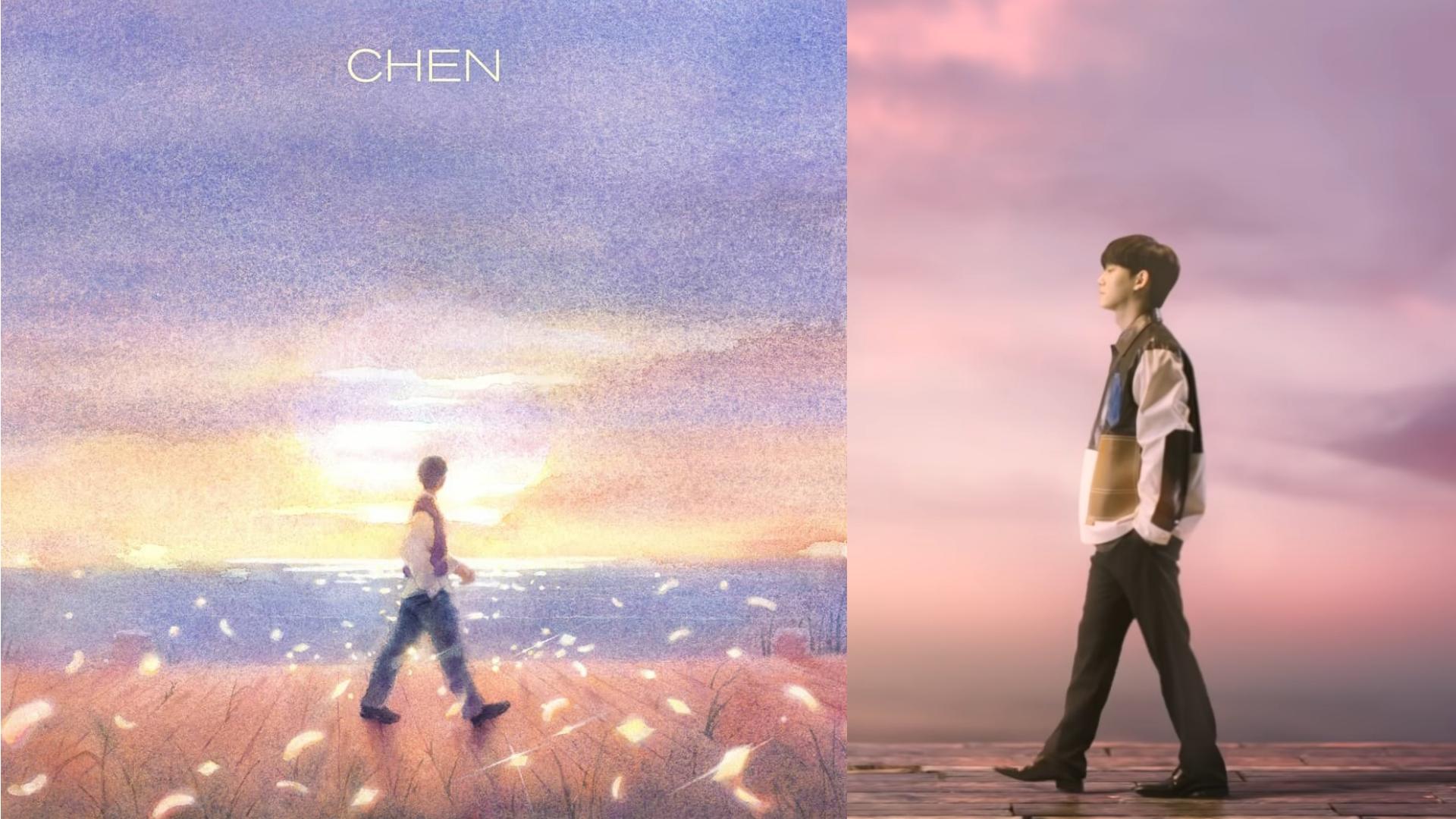 EXO Chen Hello MV Released