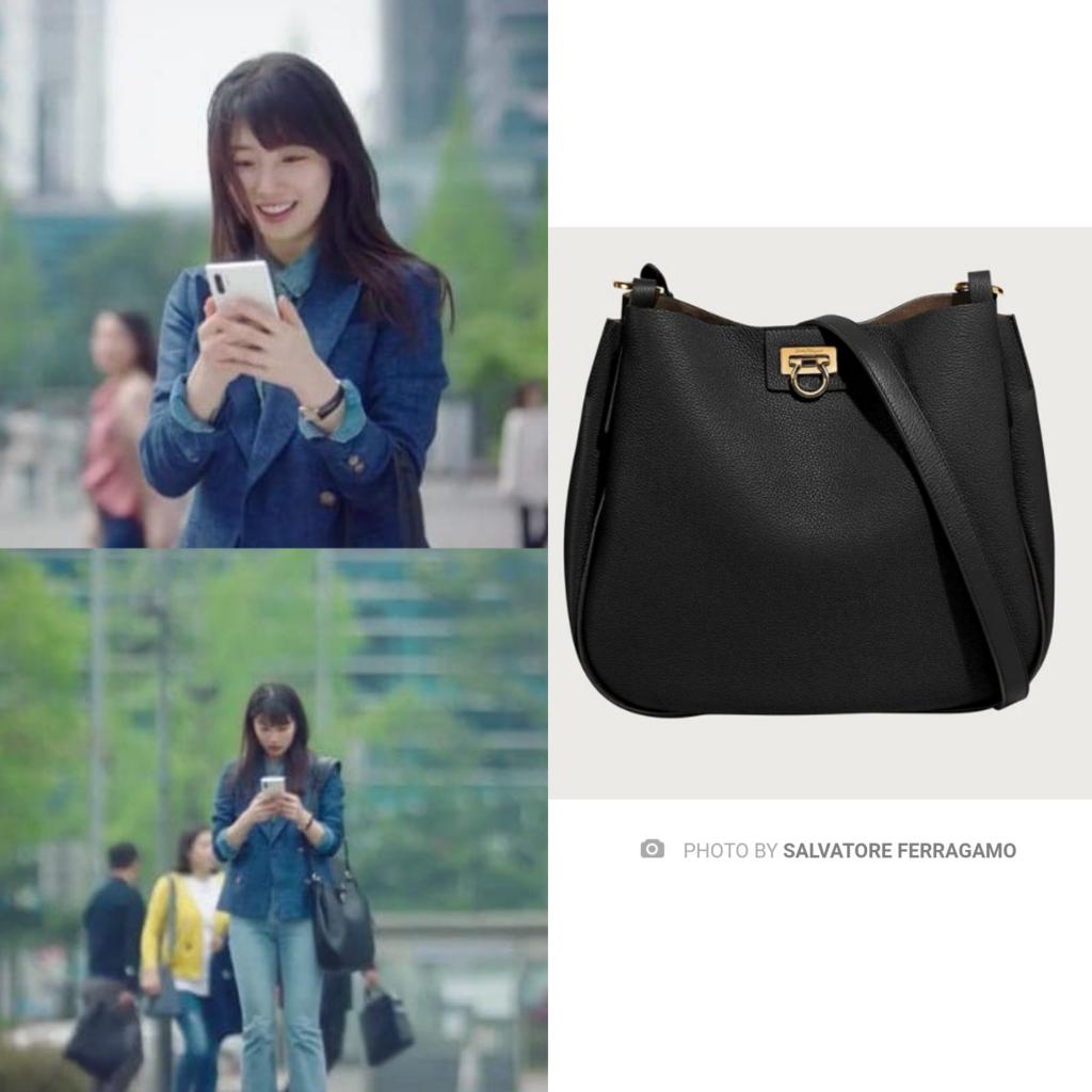bae suzy's Gancini Hobo Bag