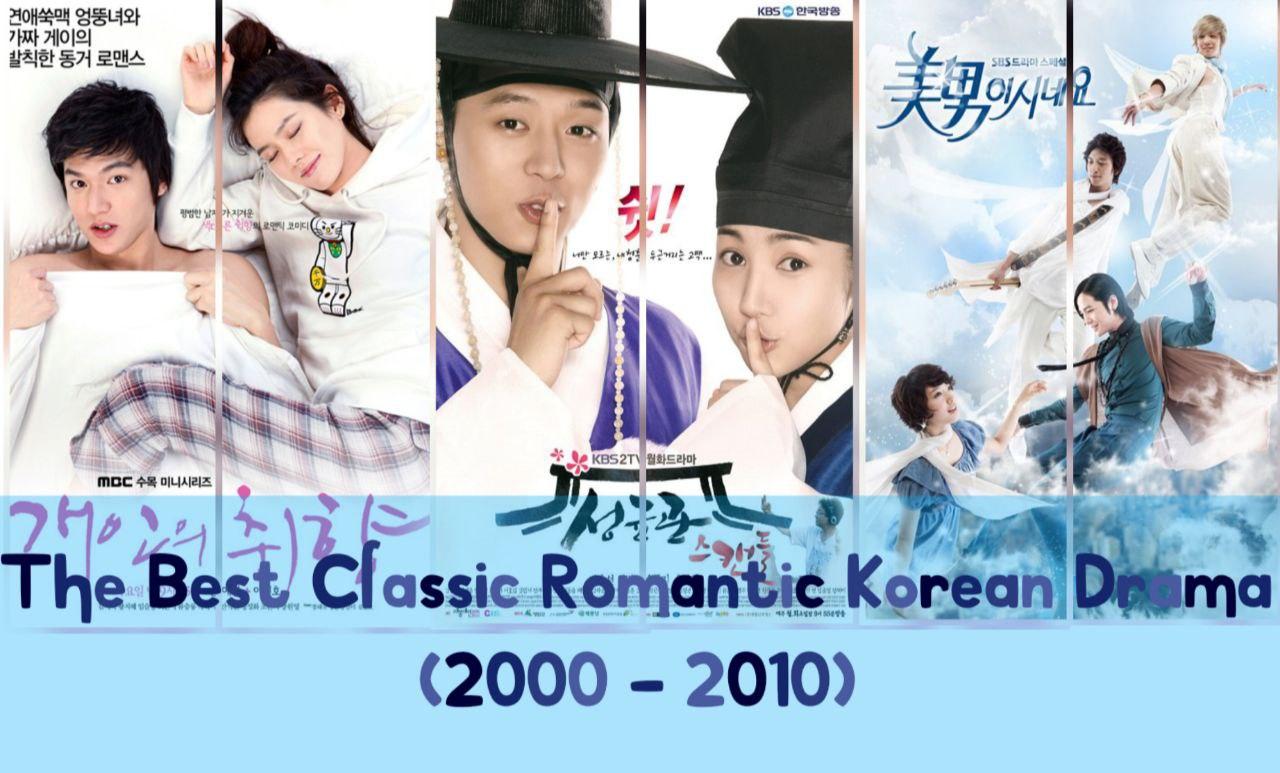 Best Classic Romantic Korean Drama