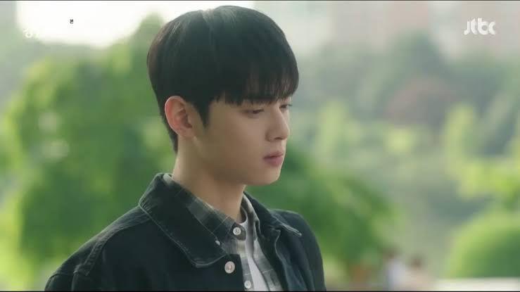 Cha Eun Woo movie