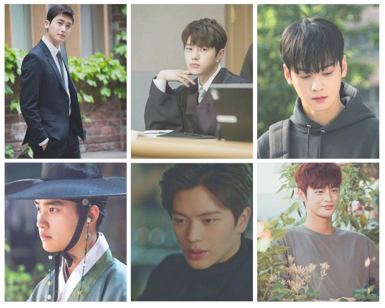 Top 10 Male Korean Dramas Idols Success Actors