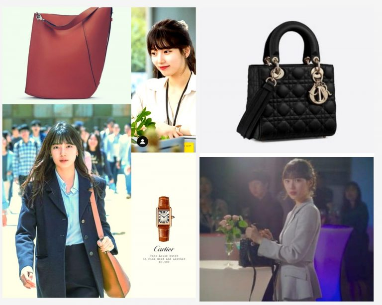 """Bae Suzy's Fashion Outfits in """"Start Up"""""""