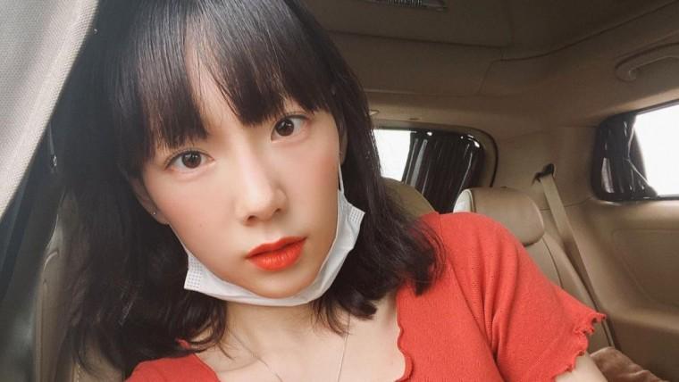 taeyeon snsd beauty secret