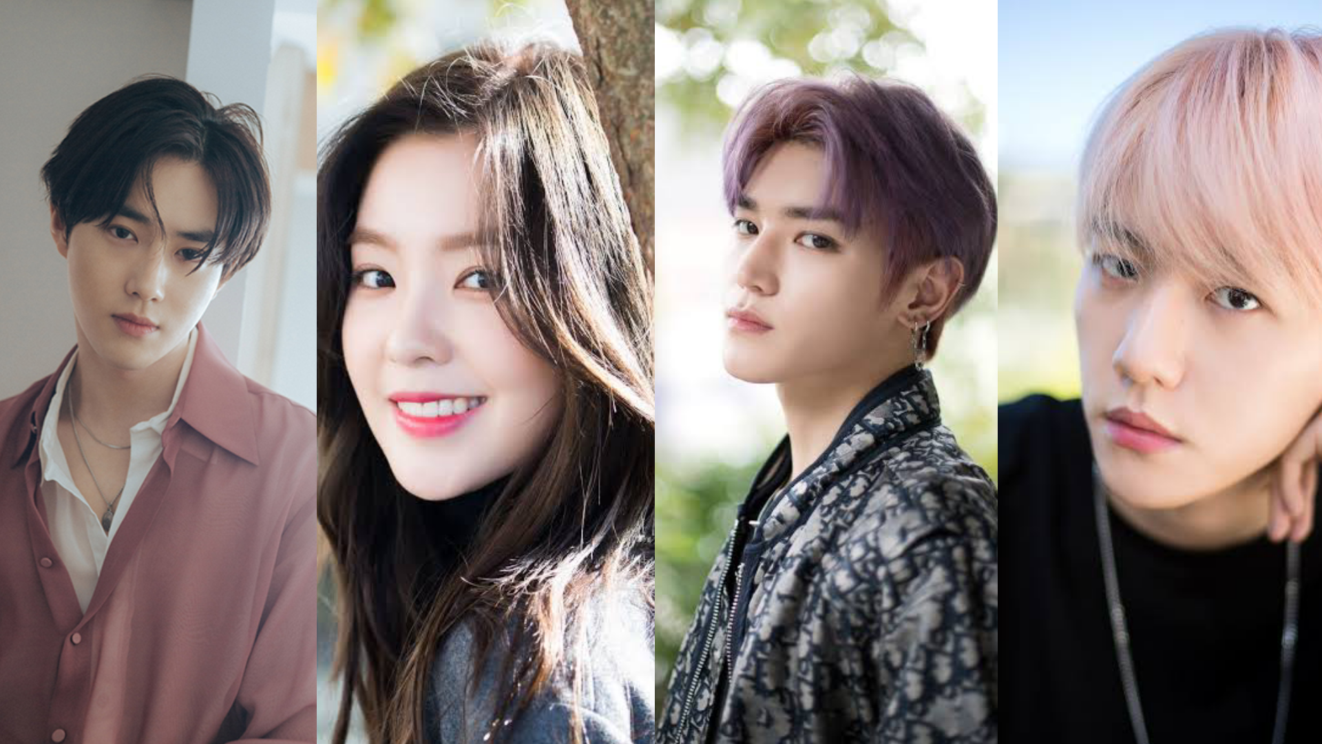 The Best SM's KPop Group Leaders from the 3rd Generation