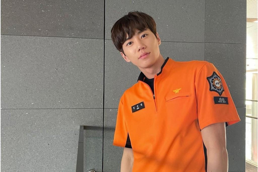 "Jun U-Kiss Will Join Jung Hae In's ""D.P"" Drama"