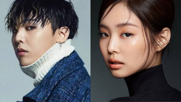 G-Dragon and Blackpink's Jennie Are Dating!