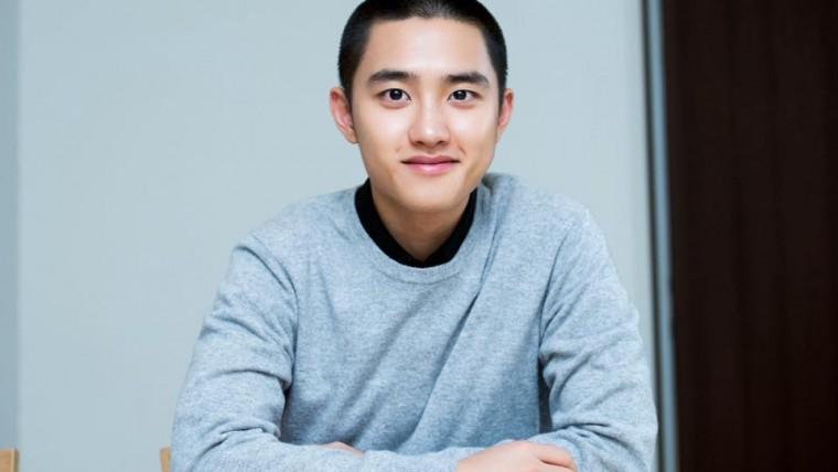 "EXO's D.O. Will Role in A Romantic Movie ""Secret"""