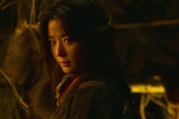 """Gianna Jun as Ashin in """"Kingdom: Ashin of the North"""""""