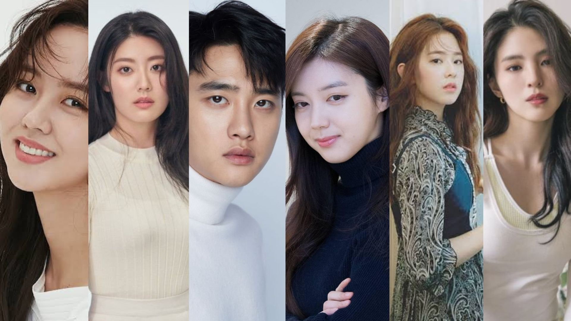 EXO D.O.'s Girlfriends in Movies and Dramas