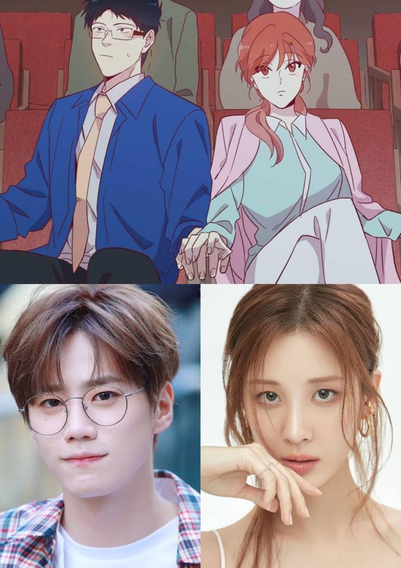"Seohyun SNSD and Jun UKISS in Netflix ""Moral Sense"""