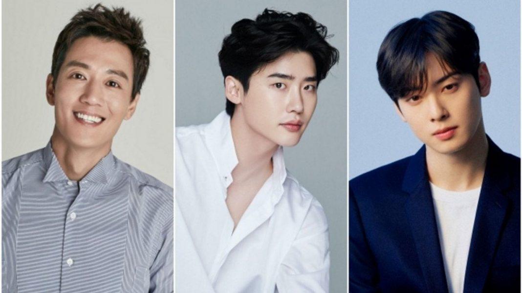 Cha Eun Woo's Debut Movie with Lee Jong Suk and Kim Rae Won