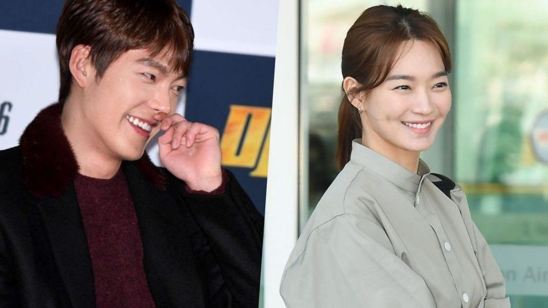 """Shin Min Ah and Kim Woo Bin In One Drama """"Our Blues"""""""