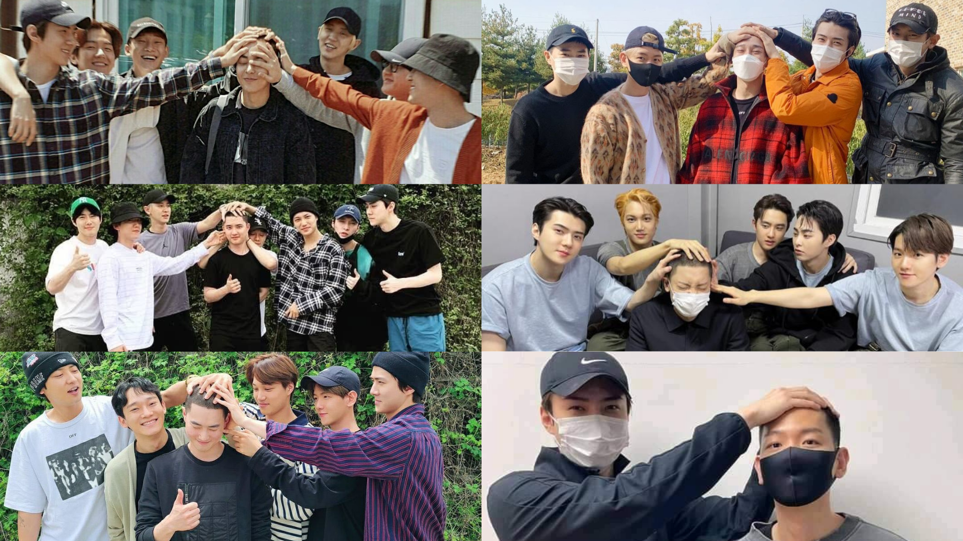 Baekhyun Continued EXO's Tradition with Sehun Only