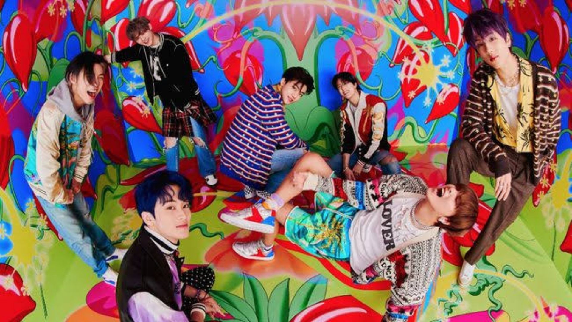 NCT Dream the Highest Album Sales in the First Half of 2021